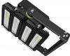 LED-Flutlichtanlage für Fußballpätze