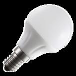 LED E14 mini Birne Matt