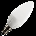 LED E14 Kerze Matt
