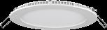 LED Rundpanel UGR<19 /slim 13mm Deckeneinbau